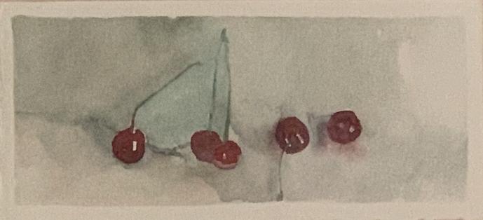 Mahdiyeh Sohrabi   water color on paper