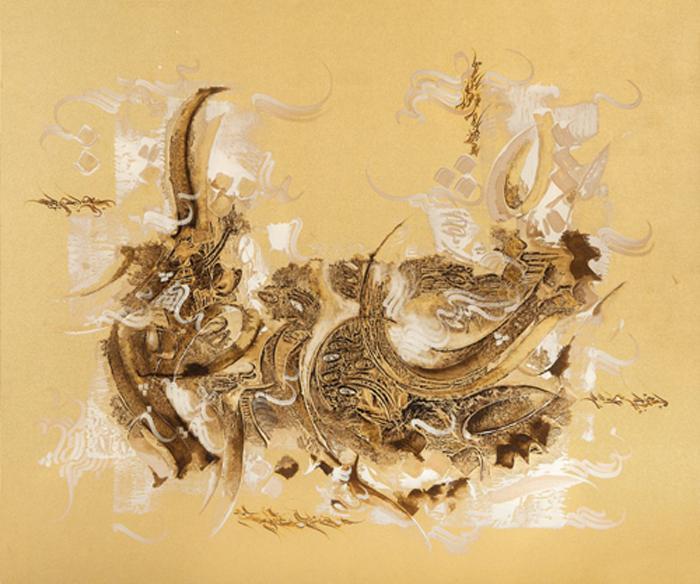 acrylic on canvas, 100*120 cm