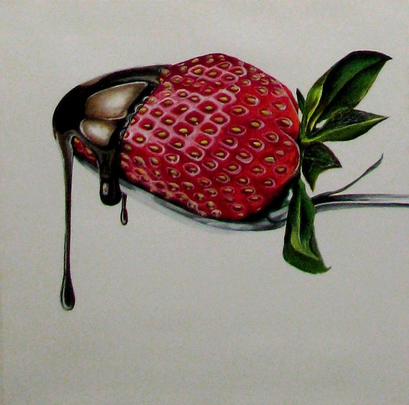 acrylic on canvas, 30*30 cm