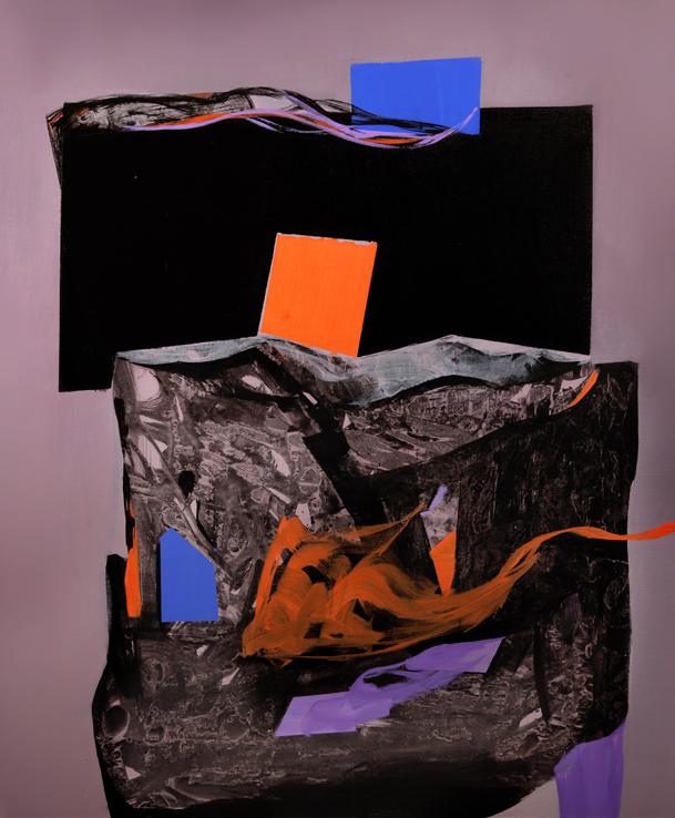 acrylic on canvas, 150*130 cm