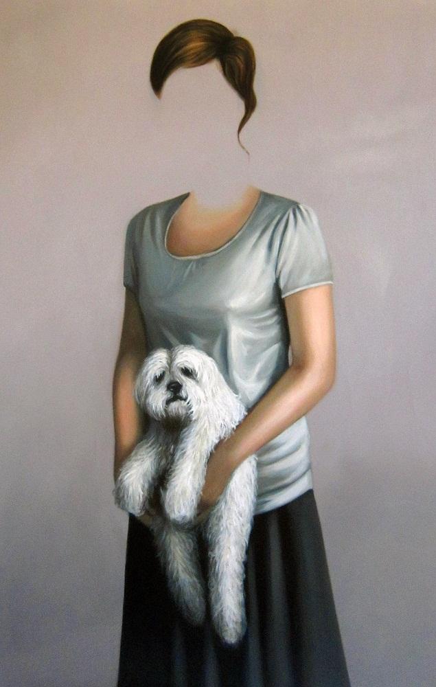 Oil on canvas , 120 * 80 cm