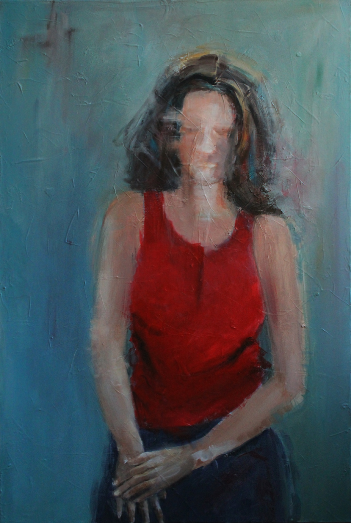 acrylic on canvas, 120*80 cm