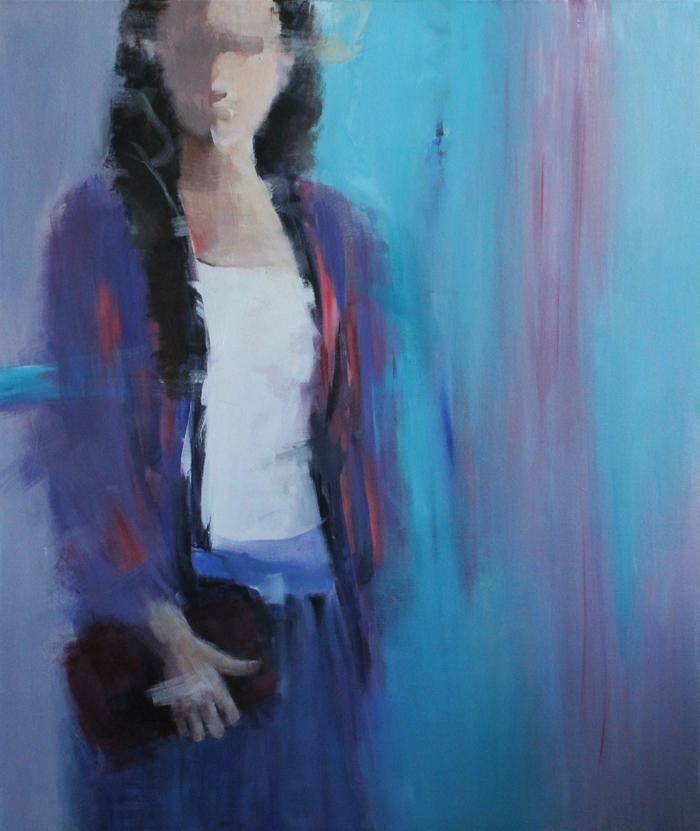 acrylic on canvas, 120*100 cm