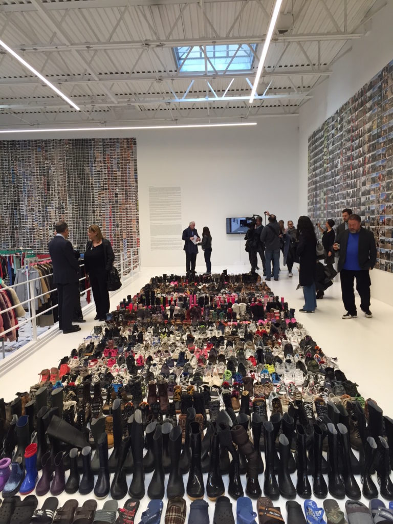 Ai Weiwei retuns! a spin through the artist's four shows  across New york