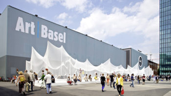 Here Is the Exhibitor List for Art Basel 2017